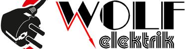 Elektromeister Thomas Wolf Logo